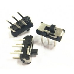 Small toggle switch MS-22D16,2P2T 6pin