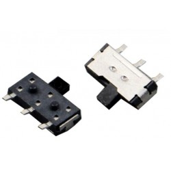 Slide switch MSK-12C13,SMD 3pin,2 positions