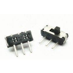 Small toggle switch MSK-12D19