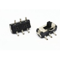 Small patches toggle switch MSS-22D18