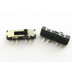 Slide switch MSS23D19